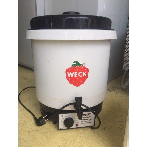 WECK drink kept warm 15 L Warming